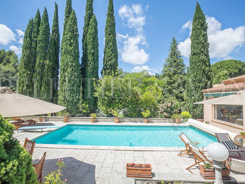 Vente de prestige maison / villa Aix en provence 1990000€ - Photo 5