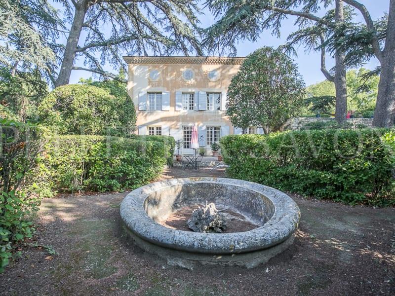 Vente maison / villa Aix en provence 1590000€ - Photo 1