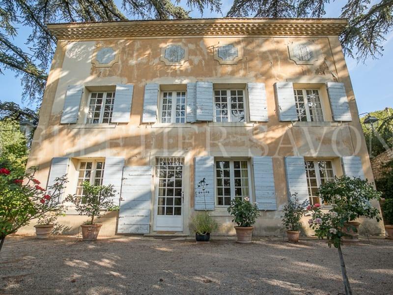 Vente maison / villa Aix en provence 1590000€ - Photo 2