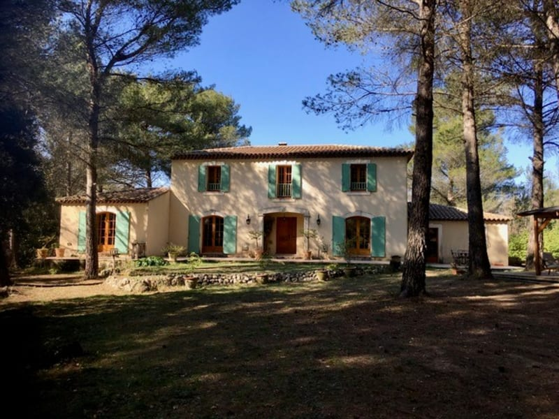 Vente maison / villa Saint cannat 970 000€ - Photo 5