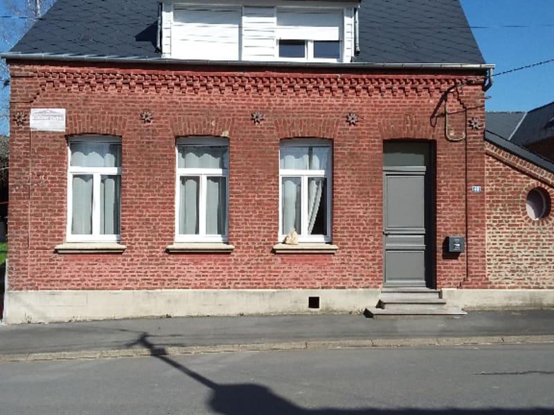 Rental house / villa Bertry 524€ CC - Picture 1