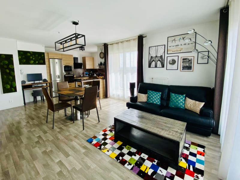 Vente appartement Sartrouville 375000€ - Photo 2