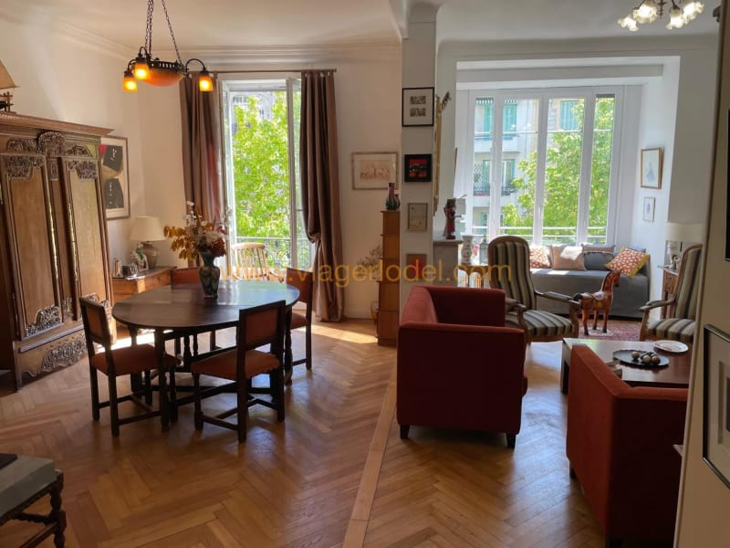 Vitalicio  apartamento Nice 211500€ - Fotografía 1
