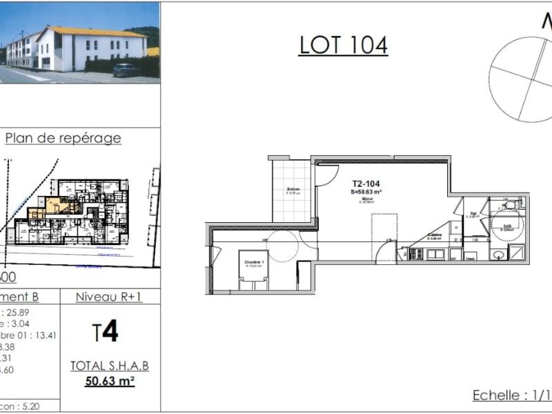 Sale apartment Nivolas vermelle 166078€ - Picture 2