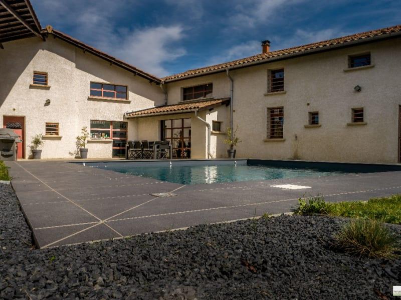 Sale house / villa Saint sorlin de vienne 595000€ - Picture 2