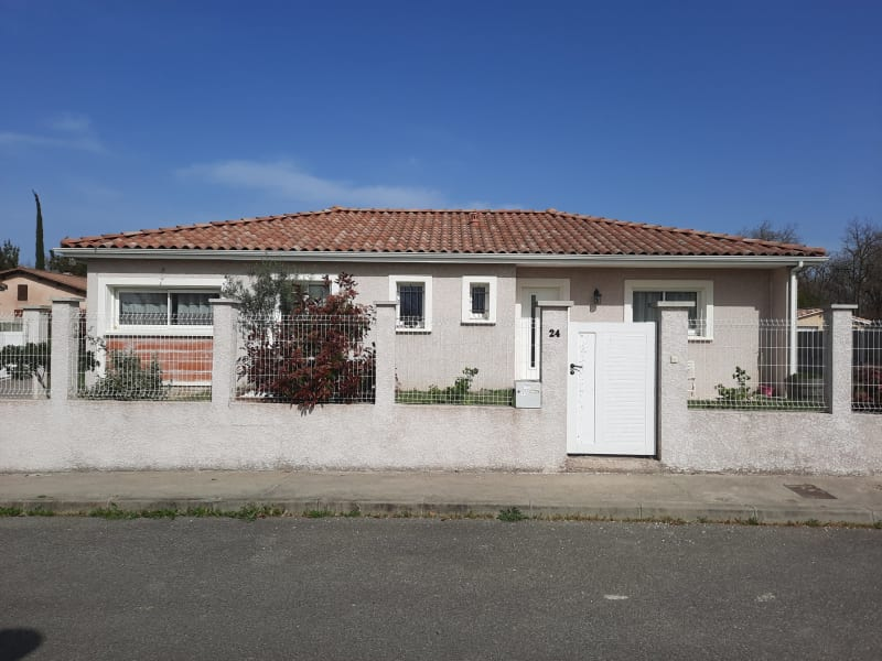 Rental house / villa Larra 1000€ CC - Picture 1