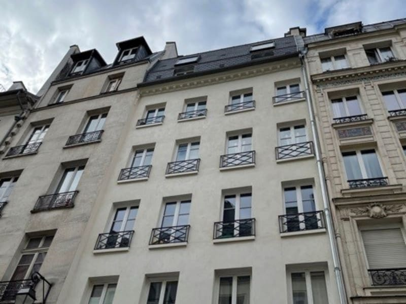 Vente appartement Paris 2ème 719000€ - Photo 2