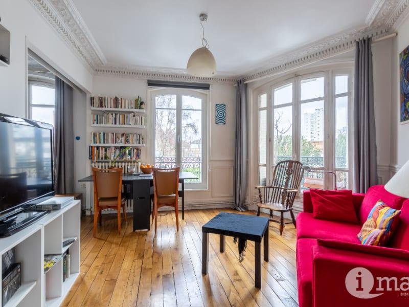 Sale apartment Paris 18ème 585000€ - Picture 1