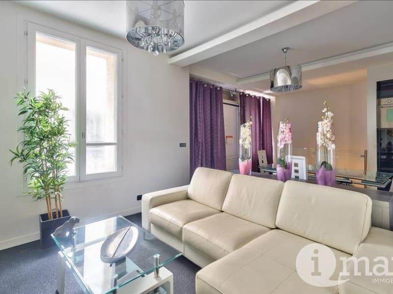 Sale apartment Paris 17ème 548000€ - Picture 2