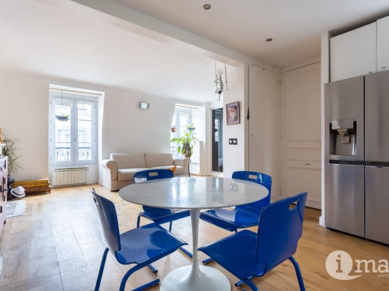 Sale apartment Paris 16ème 832000€ - Picture 1