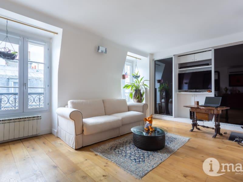 Sale apartment Paris 16ème 832000€ - Picture 2
