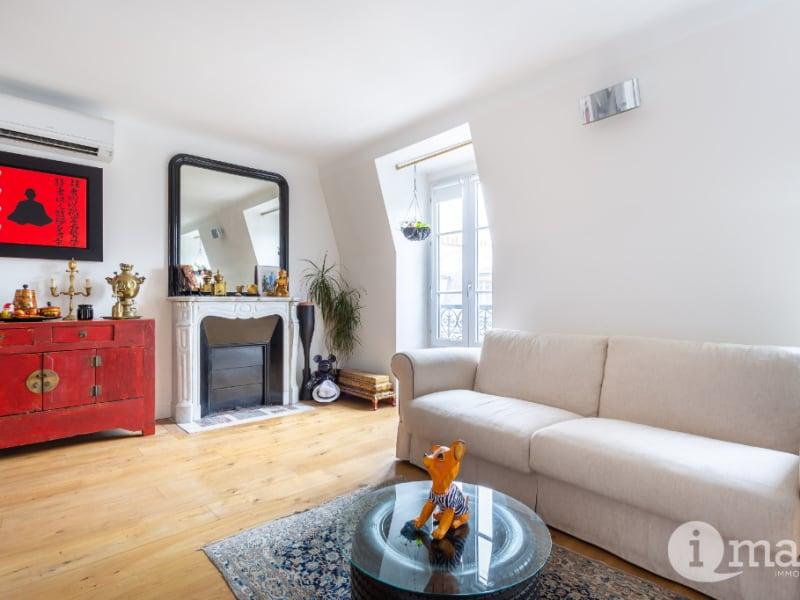 Sale apartment Paris 16ème 832000€ - Picture 3