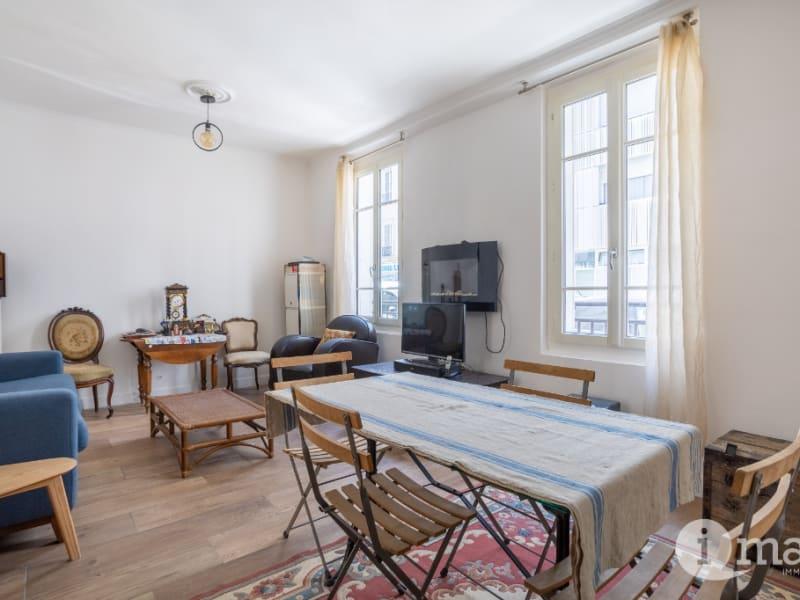 Sale apartment Paris 17ème 390000€ - Picture 1