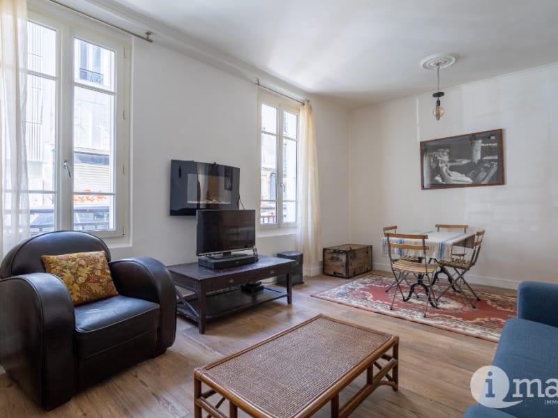 Sale apartment Paris 17ème 390000€ - Picture 2