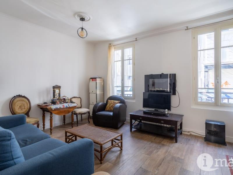 Sale apartment Paris 17ème 390000€ - Picture 3