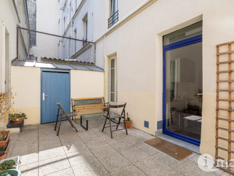Sale apartment Paris 17ème 390000€ - Picture 6