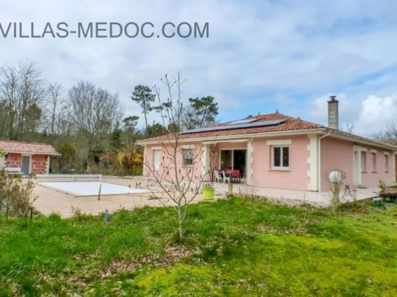 Vente maison / villa Vensac 365 000€ - Photo 1