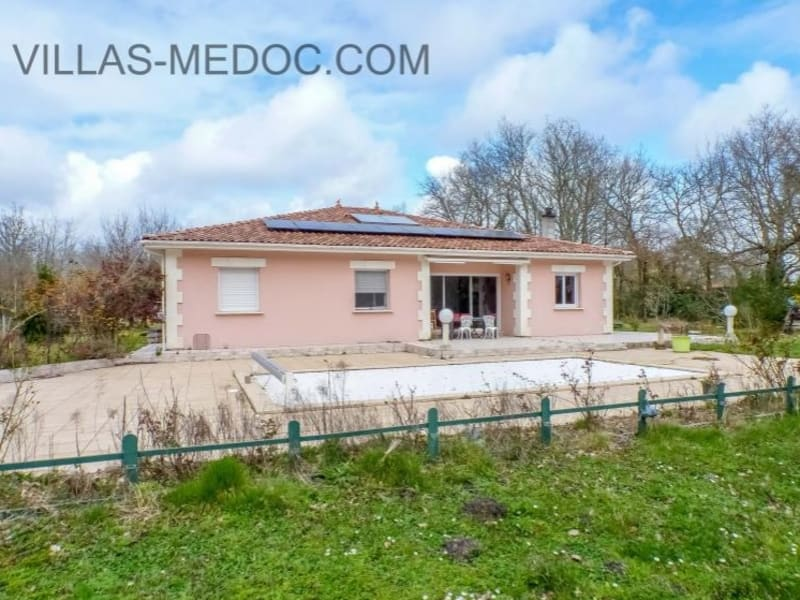 Vente maison / villa Vensac 365 000€ - Photo 2