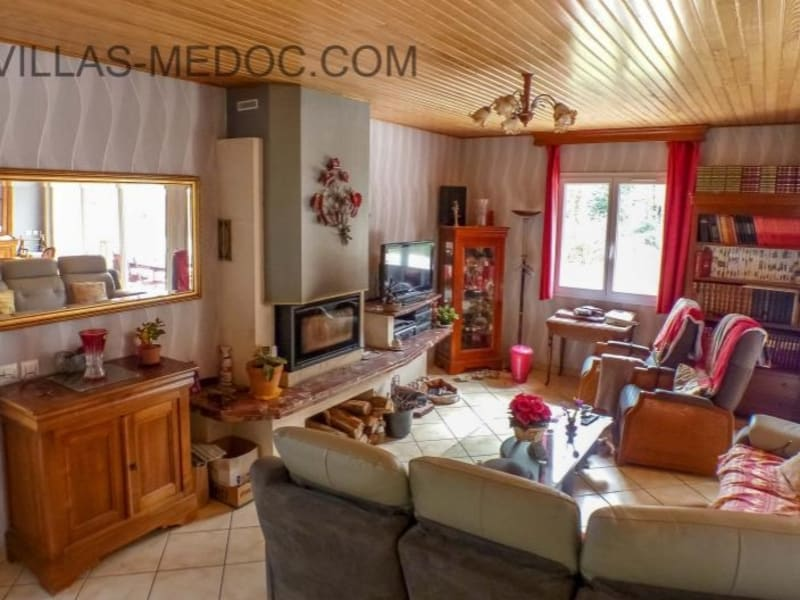 Vente maison / villa Vensac 365 000€ - Photo 6