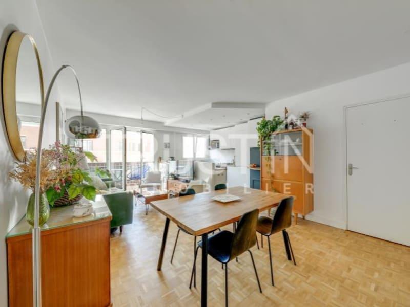 Vente appartement Paris 15ème 661125€ - Photo 1