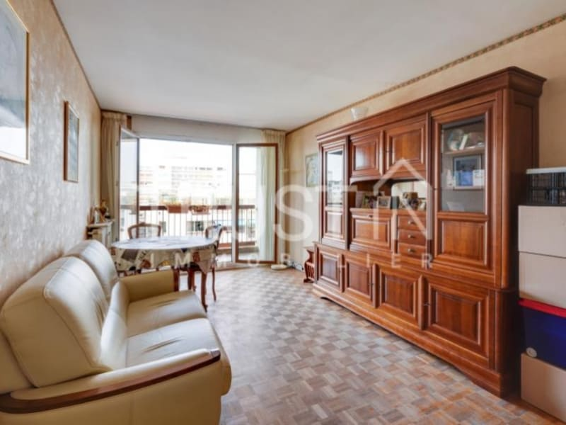 Vente appartement Paris 15ème 525000€ - Photo 6