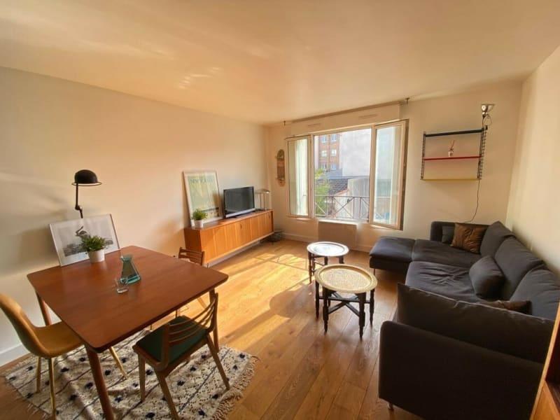 Rental apartment La garenne-colombes 1150€ CC - Picture 1