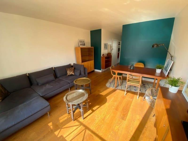 Rental apartment La garenne-colombes 1150€ CC - Picture 2