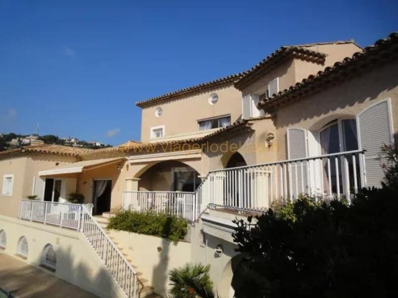 Life annuity house / villa Les issambres 460 000€ - Picture 4