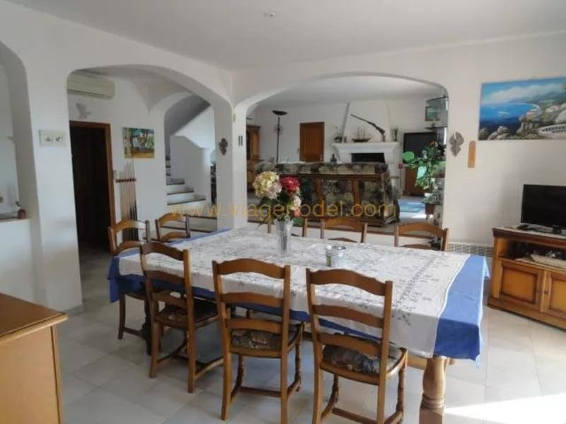 Life annuity house / villa Les issambres 460 000€ - Picture 8
