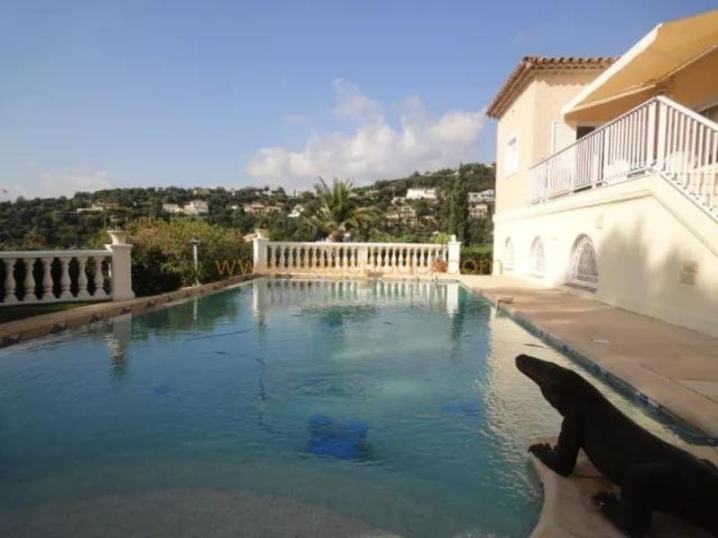 Life annuity house / villa Les issambres 460 000€ - Picture 1