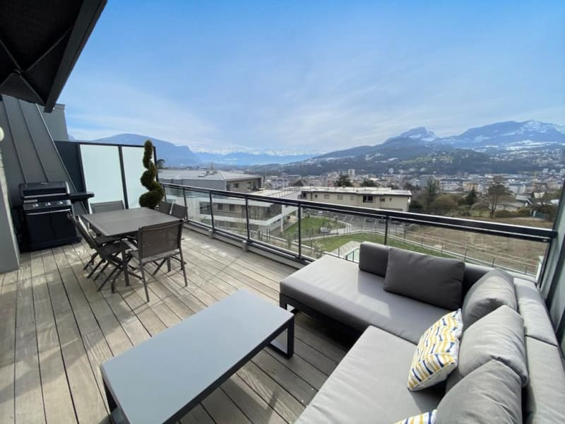 Deluxe sale apartment Chambéry 605 000€ - Picture 2