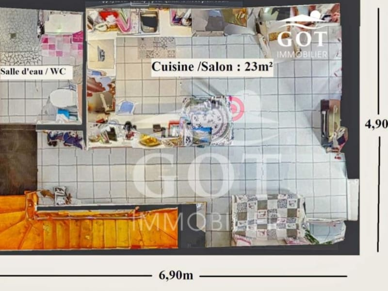 Sale house / villa St laurent de la salanque 189000€ - Picture 4