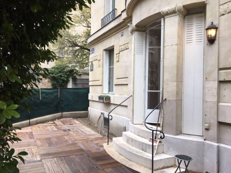 Rental apartment Paris 16ème 2600€ CC - Picture 1
