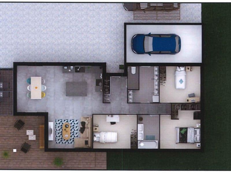 Sale house / villa Le pont de beauvoisin 292500€ - Picture 2