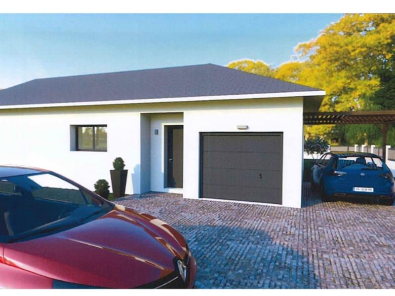 Sale house / villa Le pont de beauvoisin 287500€ - Picture 2