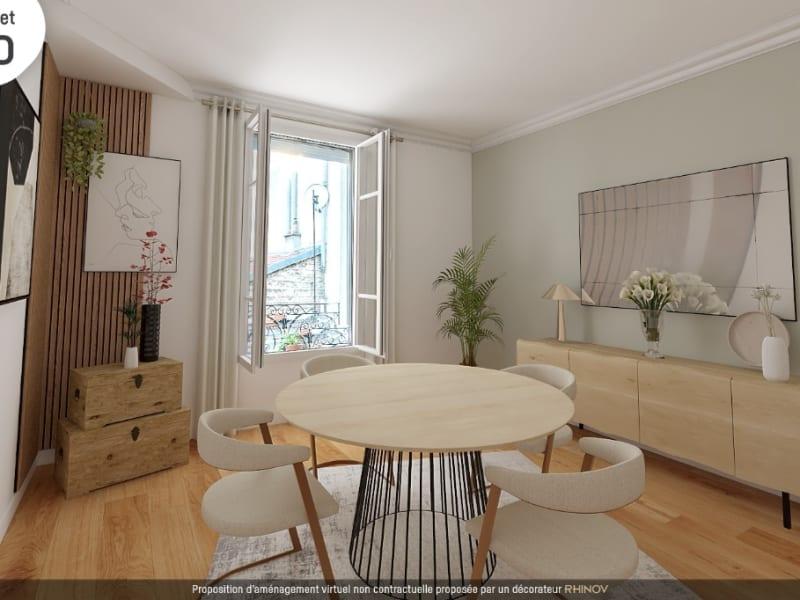 Sale apartment Vanves 397000€ - Picture 2