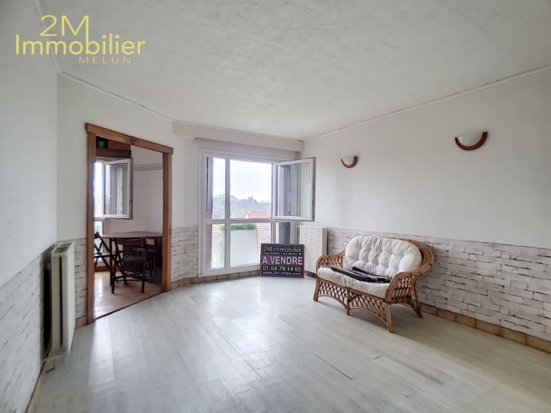 Sale apartment Le mee sur seine 98000€ - Picture 1
