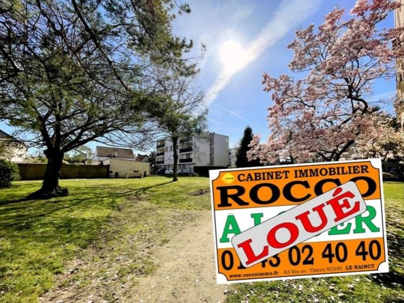 Rental apartment Le raincy 895€ CC - Picture 1