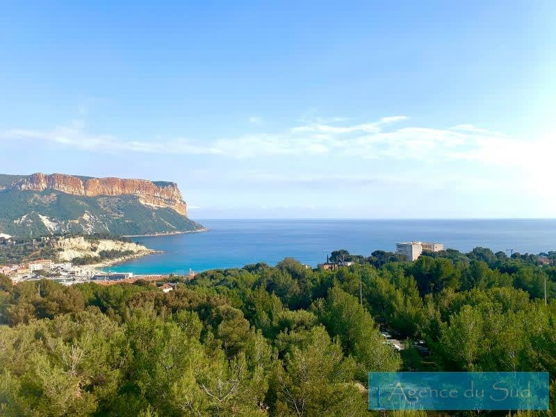 Vente appartement Cassis 446 000€ - Photo 1