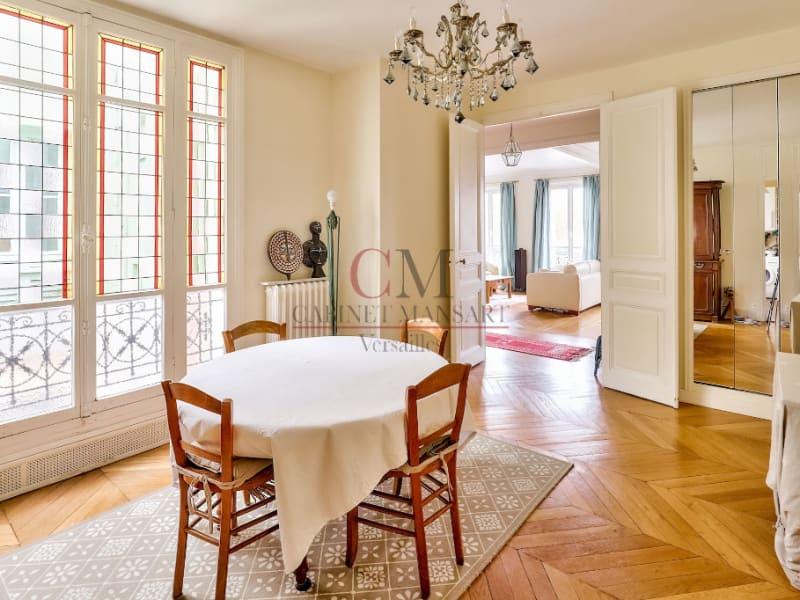 Sale apartment Versailles 795000€ - Picture 2