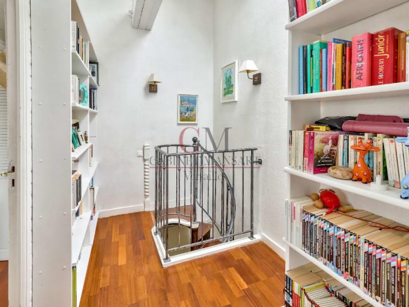 Sale apartment Versailles 795000€ - Picture 4