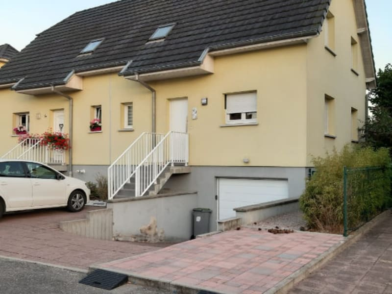 Maison jumelée de 92m2 à Kunheim