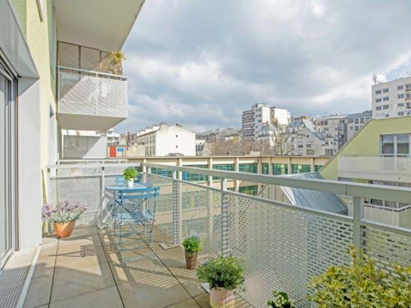 Sale apartment Paris 14ème 593000€ - Picture 1