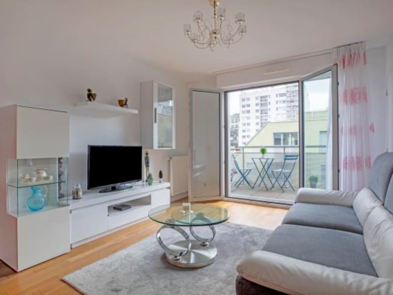 Sale apartment Paris 14ème 593000€ - Picture 2