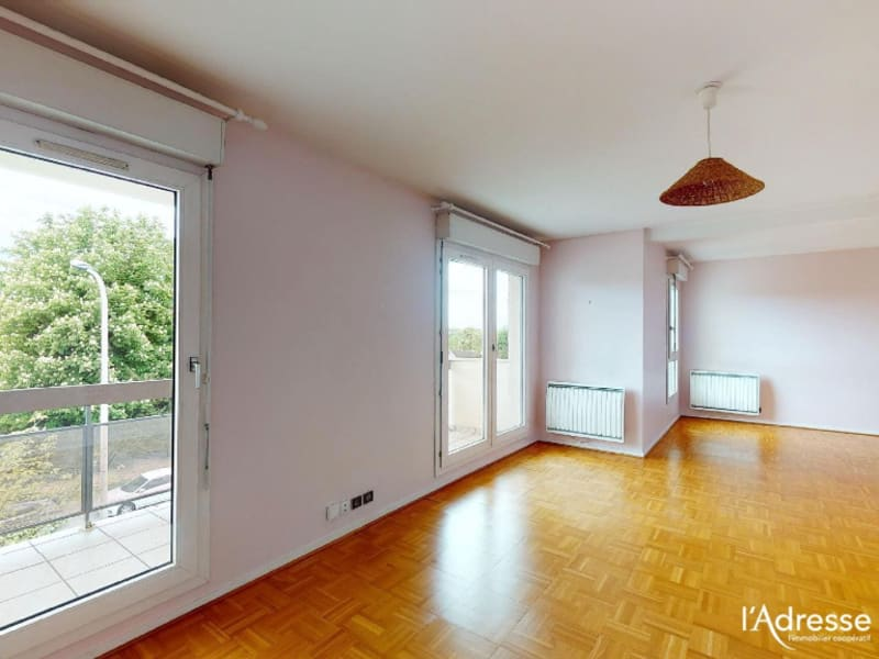 Rental apartment Marly le roi 1338€ CC - Picture 1