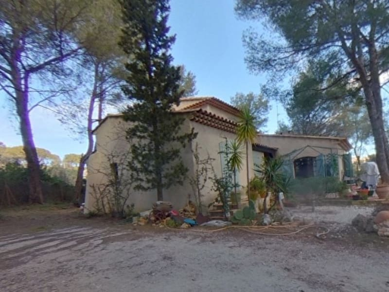 Sale house / villa La cadière 560000€ - Picture 1