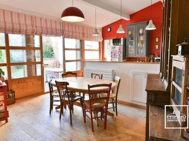 Vente maison / villa Champagne au mont d or 1080000€ - Photo 2