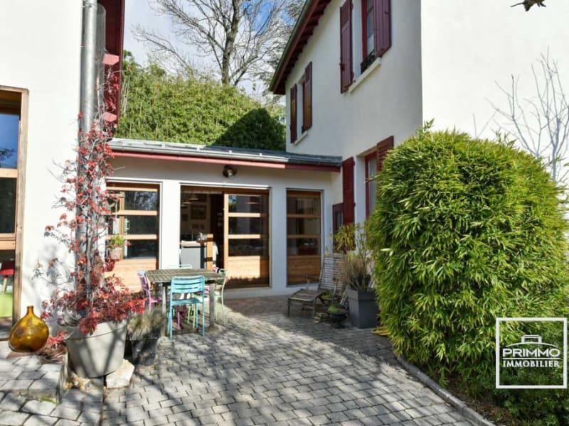 Vente maison / villa Champagne au mont d or 1080000€ - Photo 5