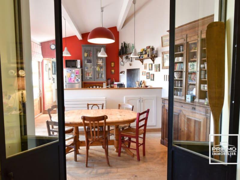Vente maison / villa Champagne au mont d or 1080000€ - Photo 8