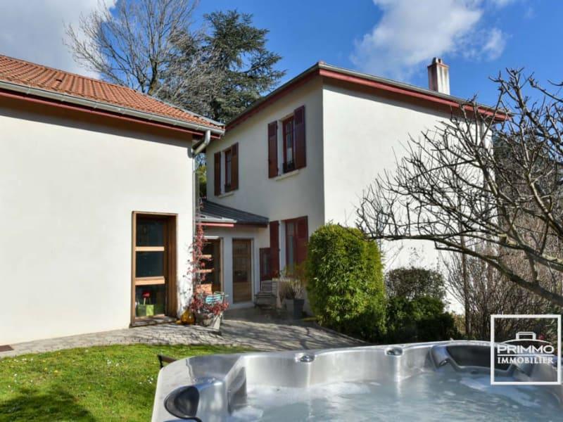 Vente maison / villa Champagne au mont d or 1080000€ - Photo 11